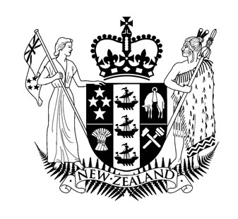New Zealand Government coat of arms